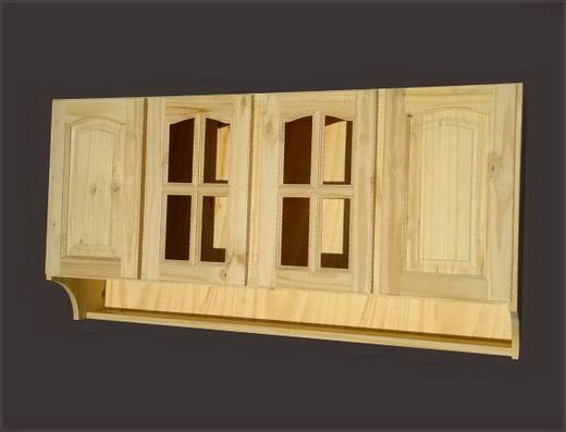 Alacenas de pino popino for Fabrica de muebles de pino