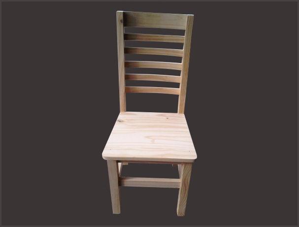 Sillas de pino popino for Fabrica de muebles de pino precios